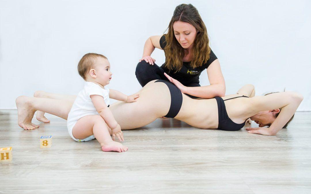 Porqué realizar ejercicio hipopresivo en el postparto
